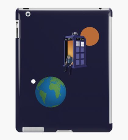 Doctor Who - A WhoView iPad Case/Skin
