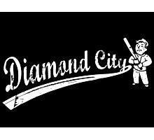 Fallout 4 - Diamond City Photographic Print