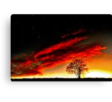 'Nature-Reflect' Canvas Print