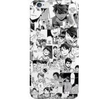 Oikawa Tooru Collage iPhone Case/Skin