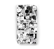 Oikawa Tooru Collage Samsung Galaxy Case/Skin
