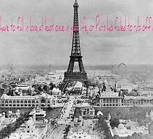 Parisian Love by icinglove