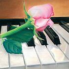 Piano by Valentina Gatewood