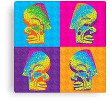 Ax Head Canvas Print