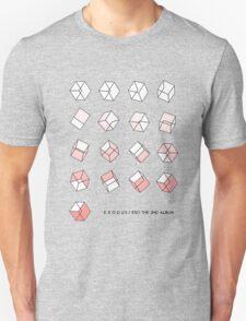 Exodus Cube Logo Unisex T-Shirt