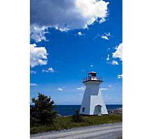 Port Medway Nova Scotia Photographic Print