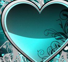 Green Hearth Sticker