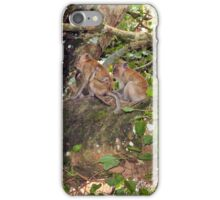 Up in the canopy iPhone Case/Skin