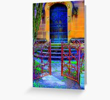 Rookwood cemetery Greeting Card