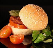 Mini Hamburger by OlurProd
