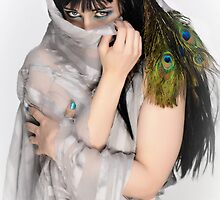 Mystery Lady  by Maria Kumlander