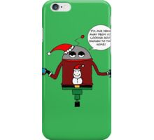One Drink Bobby iPhone Case/Skin
