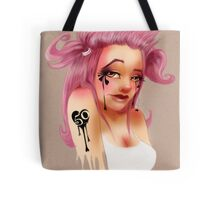 Girl 50 | Pigtails Tote Bag