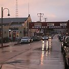 Cannery Row by Mark Moskvitch