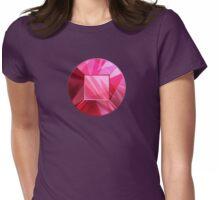 Steven Universe - Garnet/Ruby Womens Fitted T-Shirt