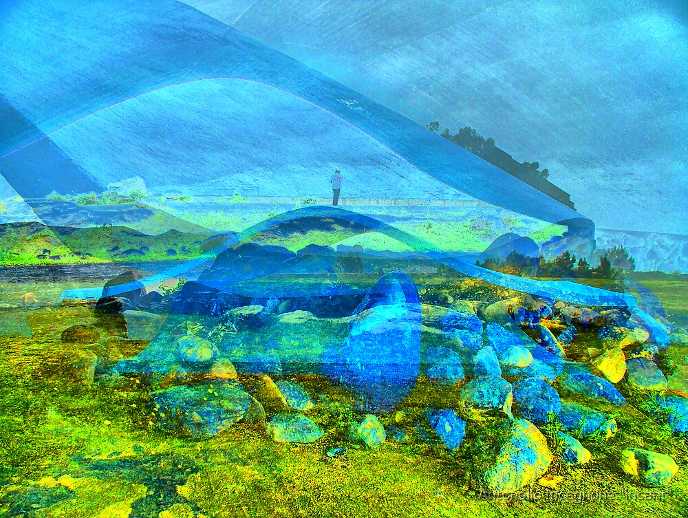 "mediterranean energy by Antonello Incagnone ""incant"""