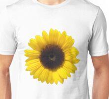 Single Sunflower Unisex T-Shirt