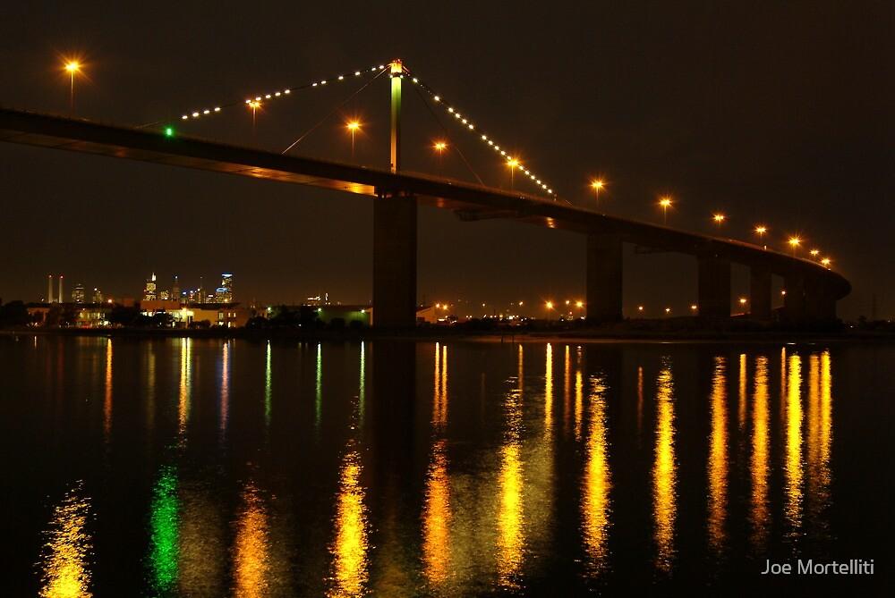 West Gate Bridge,Melbourne by Joe Mortelliti