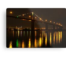 West Gate Bridge,Melbourne Metal Print