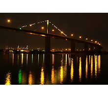 West Gate Bridge,Melbourne Photographic Print