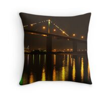 West Gate Bridge,Melbourne Throw Pillow