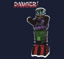 the robot t-shirt Kids Clothes