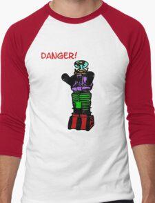 the robot t-shirt Men's Baseball ¾ T-Shirt