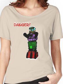 the robot t-shirt Women's Relaxed Fit T-Shirt