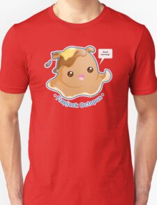 Cute Flapjack Octopus Unisex T-Shirt