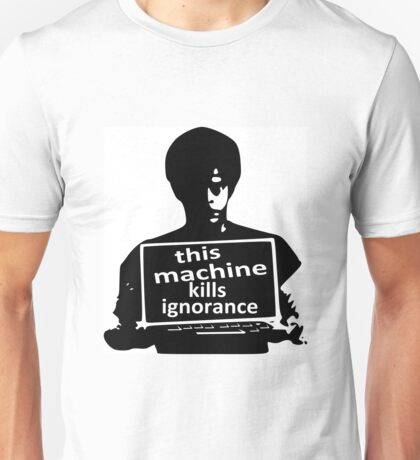 This Machine Unisex T-Shirt