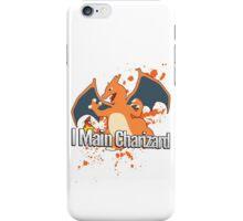 I Main Charizard - Super Smash Bros. iPhone Case/Skin