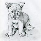 Kinuli the Lioness Cub by Kashmere1646