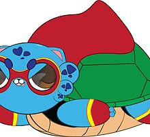 Super Turtlecat by Pin-eye