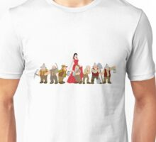 Snow White and the Seven Dwarfs Unisex T-Shirt