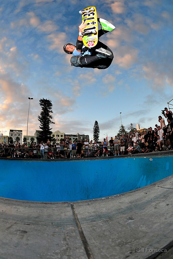 Bob Burnquist - Bondi 2010 by Bill Fonseca