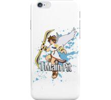 I Main Pit - Super Smash Bros. iPhone Case/Skin