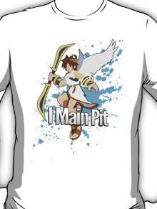 I Main Pit - Super Smash Bros. T-Shirt