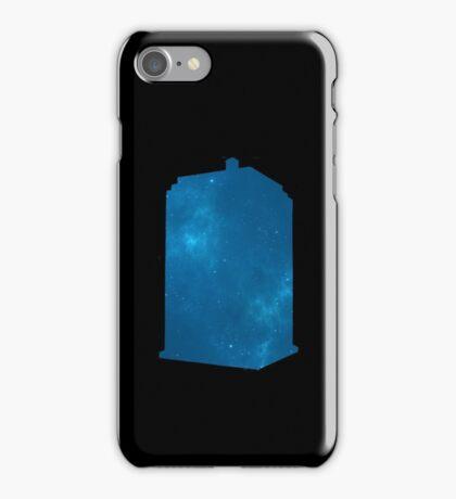 Doctor Who- Galaxy Tardis iPhone Case/Skin