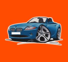 BMW Z4 (E85) Blue Kids Clothes