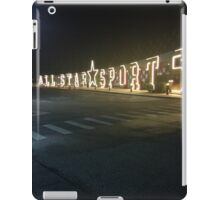 All Star Sports iPad Case/Skin