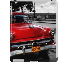 Cuba  iPad Case/Skin