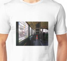 Mid-Century Transport To A Post Century World Unisex T-Shirt