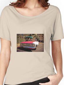 Cuba Women's Relaxed Fit T-Shirt