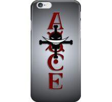 Ace Tattoo iPhone Case/Skin