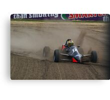 Formula Ford  Canvas Print