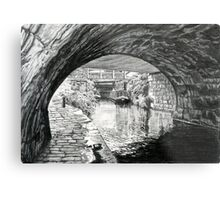 Gauxholme Highest Lock Metal Print