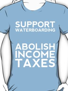 Income Tax - The REAL Torture T-Shirt