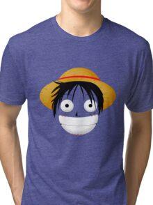 Monkey D. Luffy Tri-blend T-Shirt