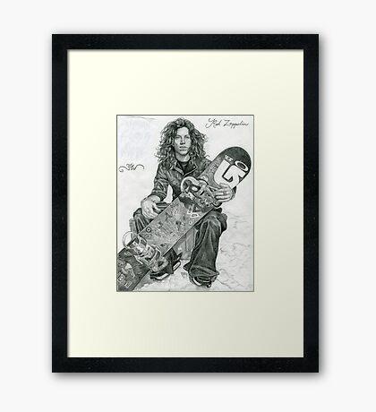 SW Framed Print