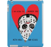 Murder Love iPad Case/Skin